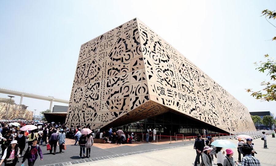 1_Polish Pavilion, World Expo, WWAA Architects