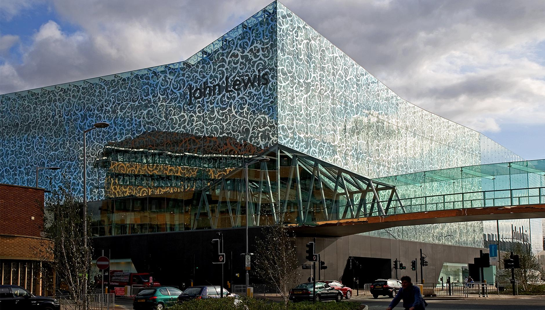 John Lewis Department Store and Cineplex, Leicester